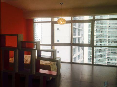 apartamento tipo estudio amoblado ph colores de bella vista