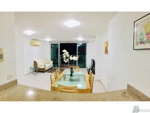 alquiler de apartamento amoblado en ph terramar san francisco