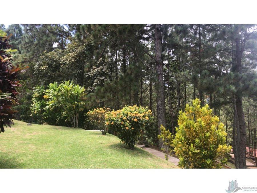 venta terreno con casa en altos del maria 5000m2