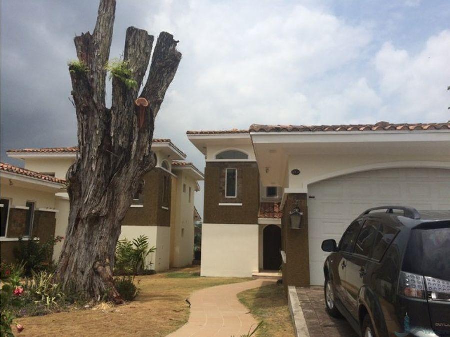 ganga alquilovendo panama pacifico casa en tucan