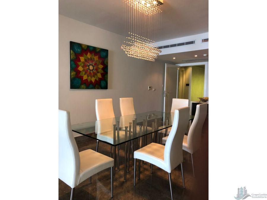 apartamento amoblado 2 rec ph yoo avenida balboa
