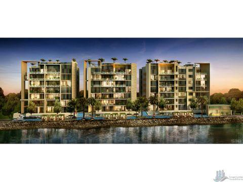 apartamentos en santa maria the residences de 360 m2 705 m2 y 721 m2