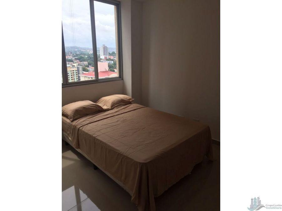 apartamento amoblado en ph sky park via espana
