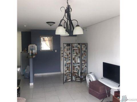 venta de apartamento semiamoblado 3 rec en ph torres de espana