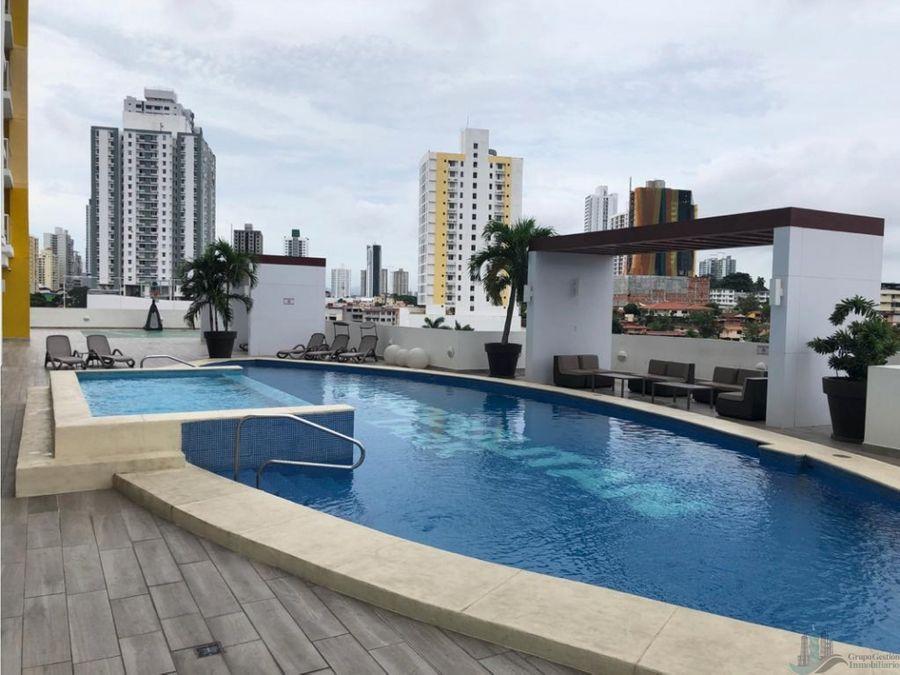 alquile moderno apartamento en via espana