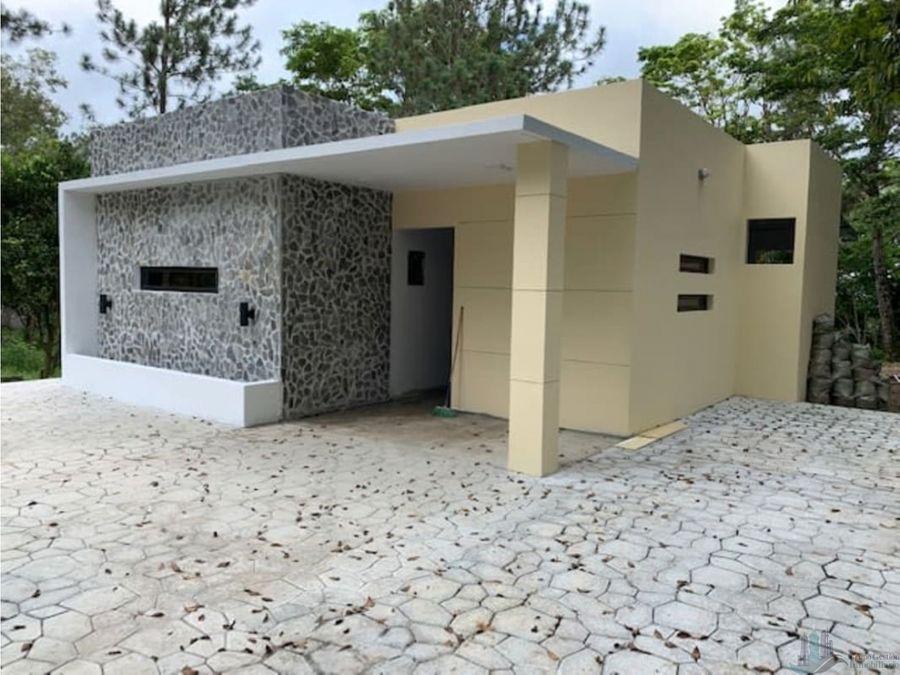 casa en altos de cerro azul 1100 m2 de terreno