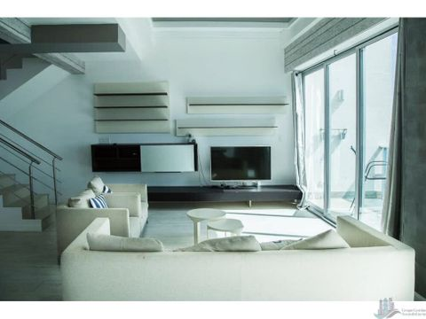 penthouse con vista al mar 5 rec 300 m2 coco del mar