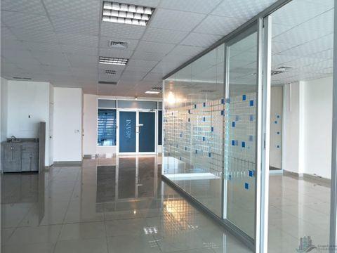 oficina en costa del este ph plaza real 150m2
