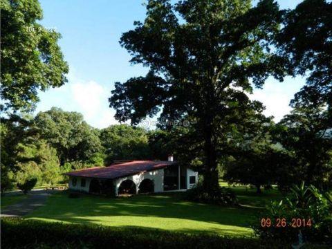 vendo hermosa casa campestre el valle ancon