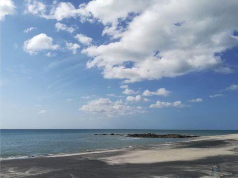 vendo lote playa malibu