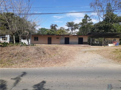 vendo local comercial en bugaba chiriqui