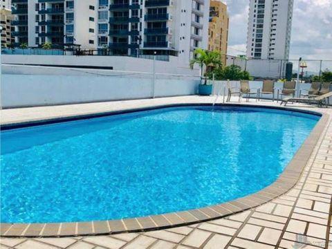 apartamento en coco del mar vista al mar 215 m2 3 rec 3 banos