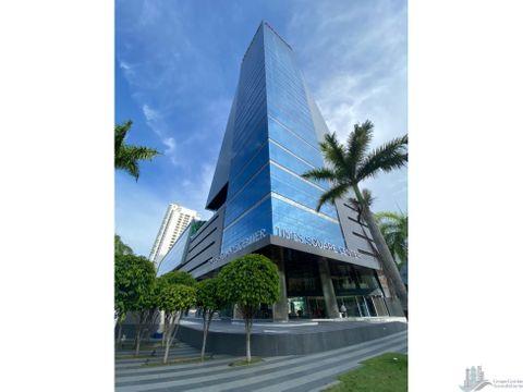 oficina 862m2 costa del este torre time square center