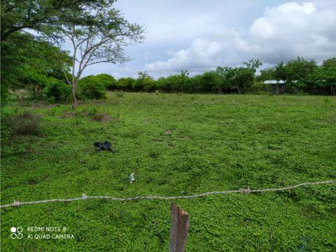 terreno 7 hectareas en el ejido via playa monagra