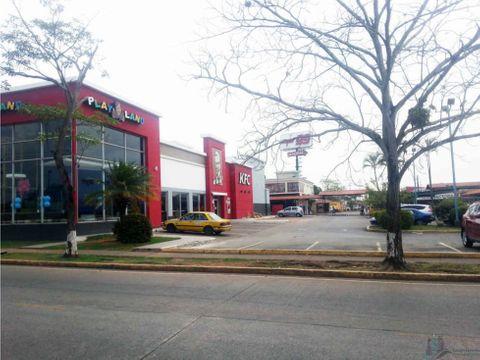 tienda full equipada centro comercial plaza tocumen