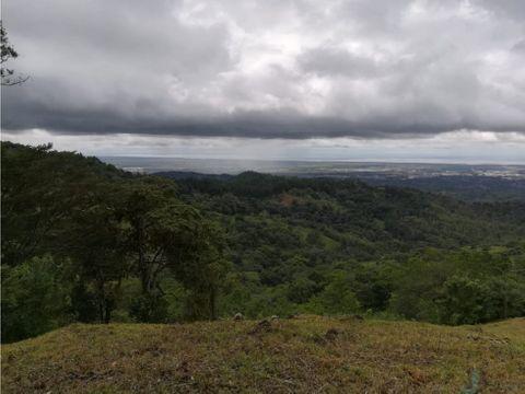 terreno de 2817m2 en punto mas alto de las vistas de cerro azul