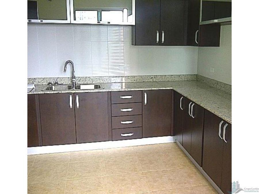 se alquila apartamento linea blanca ph titanium 234 m2