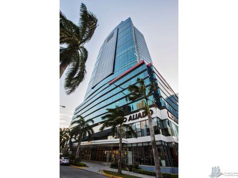 oficina 375 m2 en costa del este prime time tower