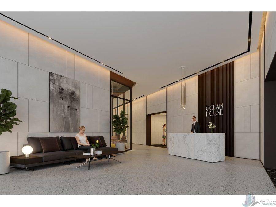 apartamento de 105m2 en proyecto ocean house santa maria oportunidad