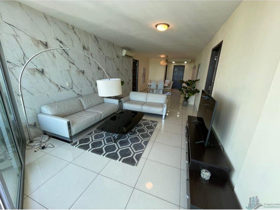 apartamento amoblado en av balboa 2 rec ph allure