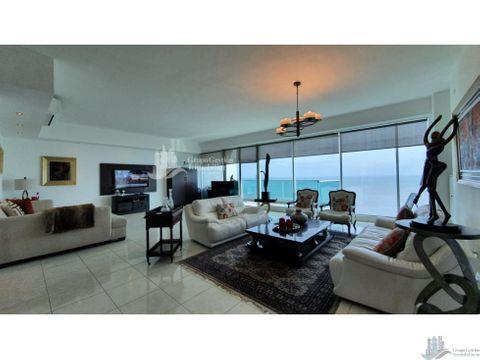 apartamento amoblado 4 rec costa del este ph ocean one 330m2