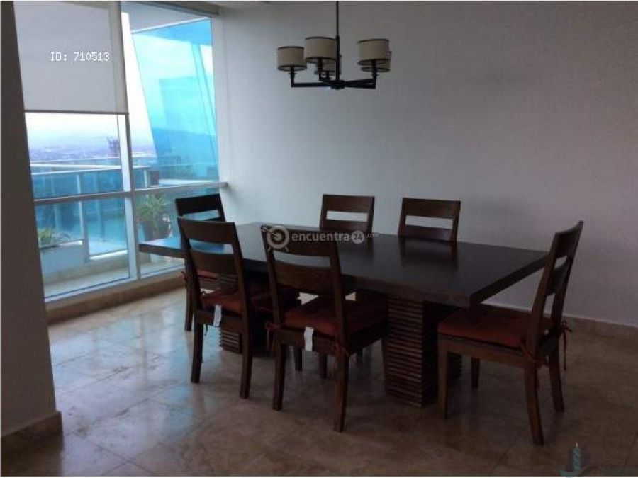 costa del este vendo penthouse ph titanium