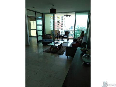 apartamento con linea blanca 3 rec en ph costa pacifica