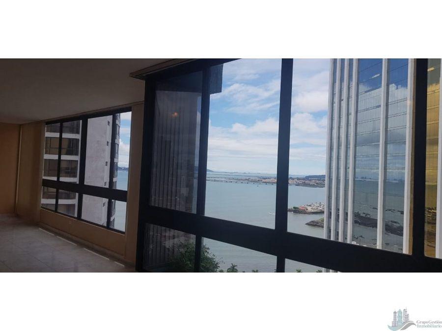 apartamento en avenida balboa en alquiler costa del mar linea blanca