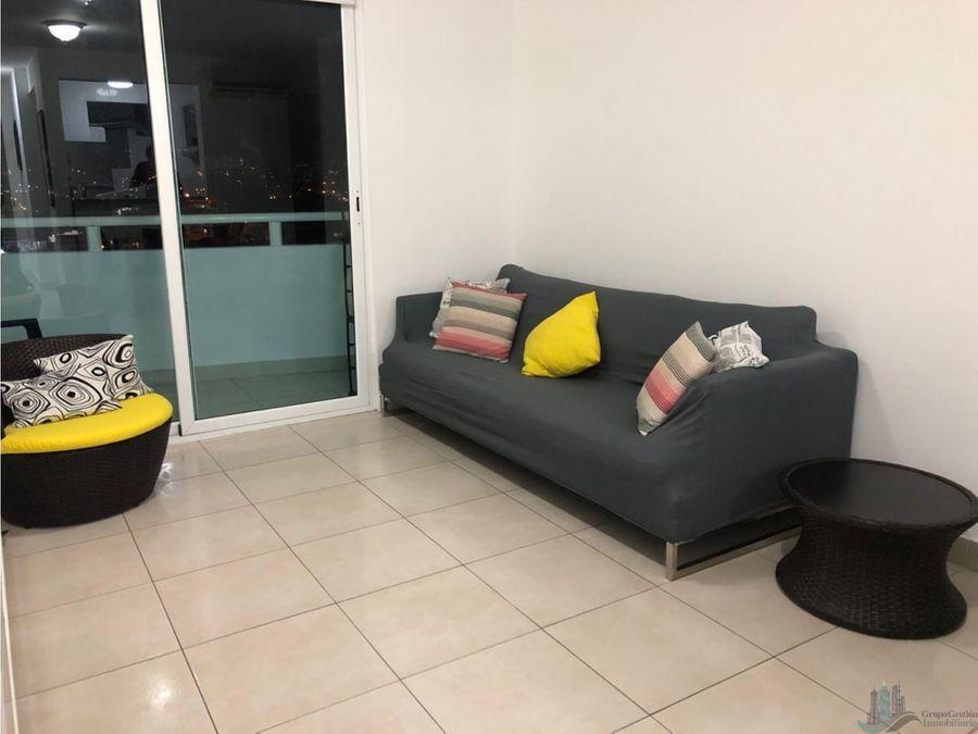 apartamento amoblado 2 rec en plaza edison ph el mare 600
