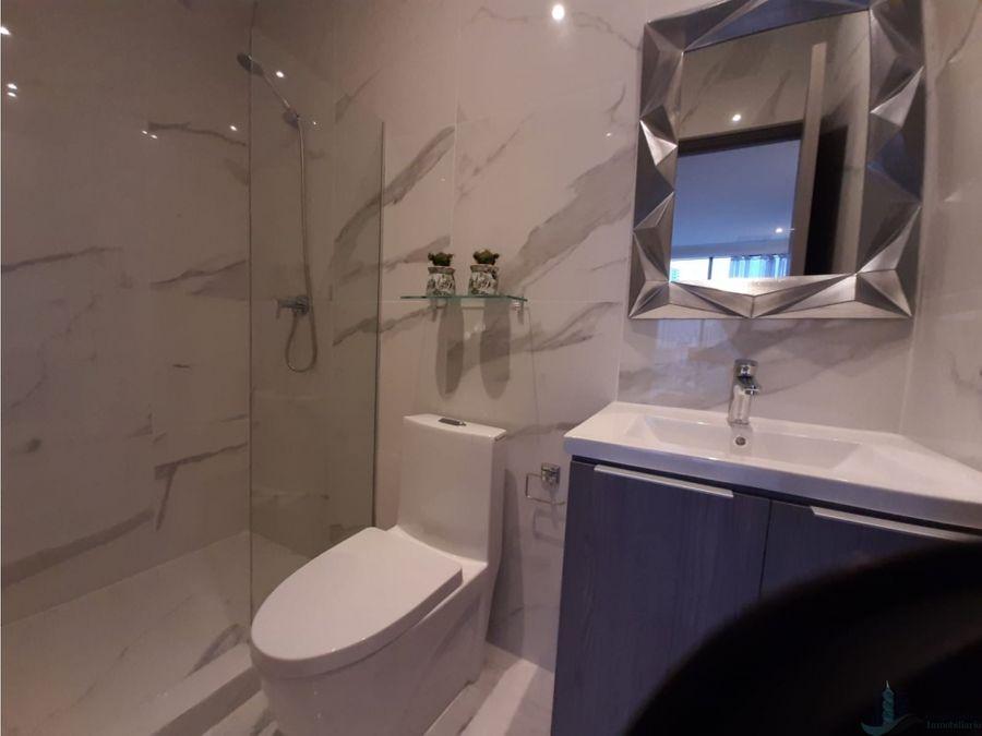 apartamento 52m2 proyecto the black bella vista pago a cuotas