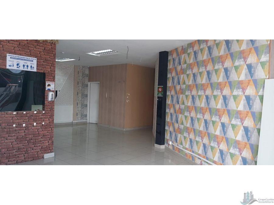 local de 165 m2 dos niveles plaza brasil no se paga mantenimiento