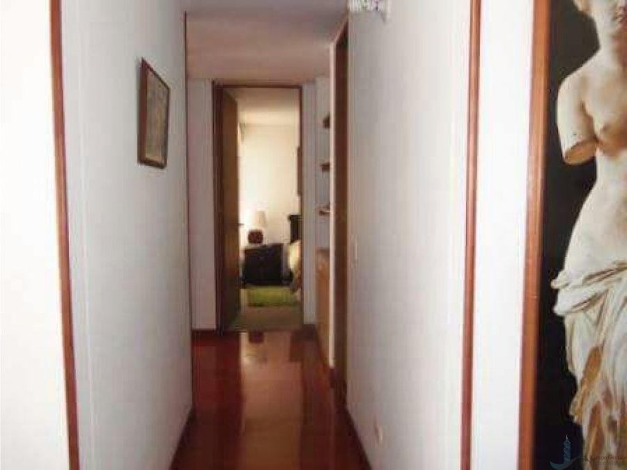 apartamento amoblado en bogota vendo o alquilo noroccidente