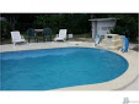 alquilo casa con piscina coronado