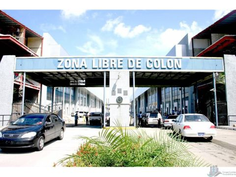galera comercial france field zona libre de colon