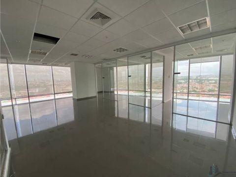 oficina con divisiones costa del este 123m2