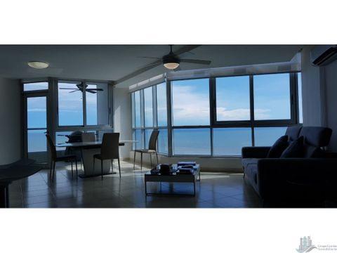 apartamento amoblado ph riverside costa del este