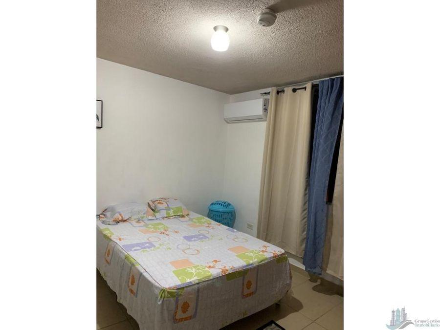 apartamento amoblado mystic village 2rec tocumen