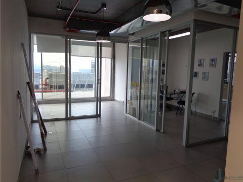 oficina 61mt2 twist offices business center obarrio zona bancaria