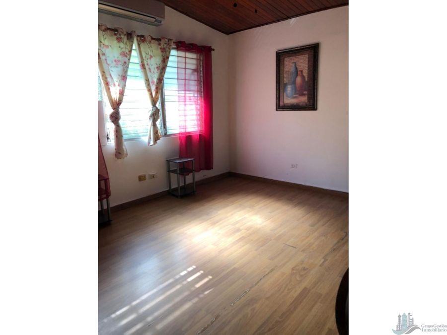 apartamento en alquiler san francisco semi amoblado