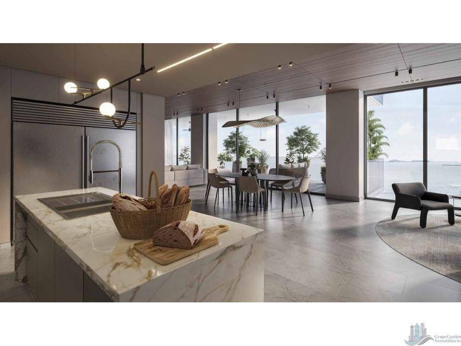 apartamento 443 mts2 en costa del este proyecto para estrenar 2022