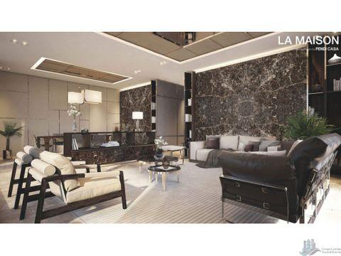 apartamentos en santa maria la maison 344 m2 382 m2 423 m2 y 800 m2