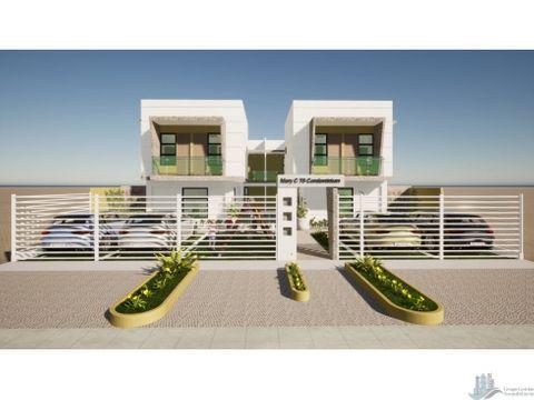 venta de espectacular casa para estrenar en barrio las delicias 136m2