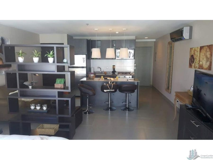 apartamento en ph los colores 1 rec amoblado av balboa