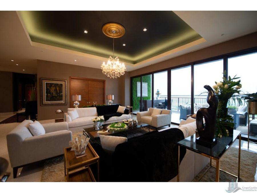 apartamento en santa maria court de 378 mts2