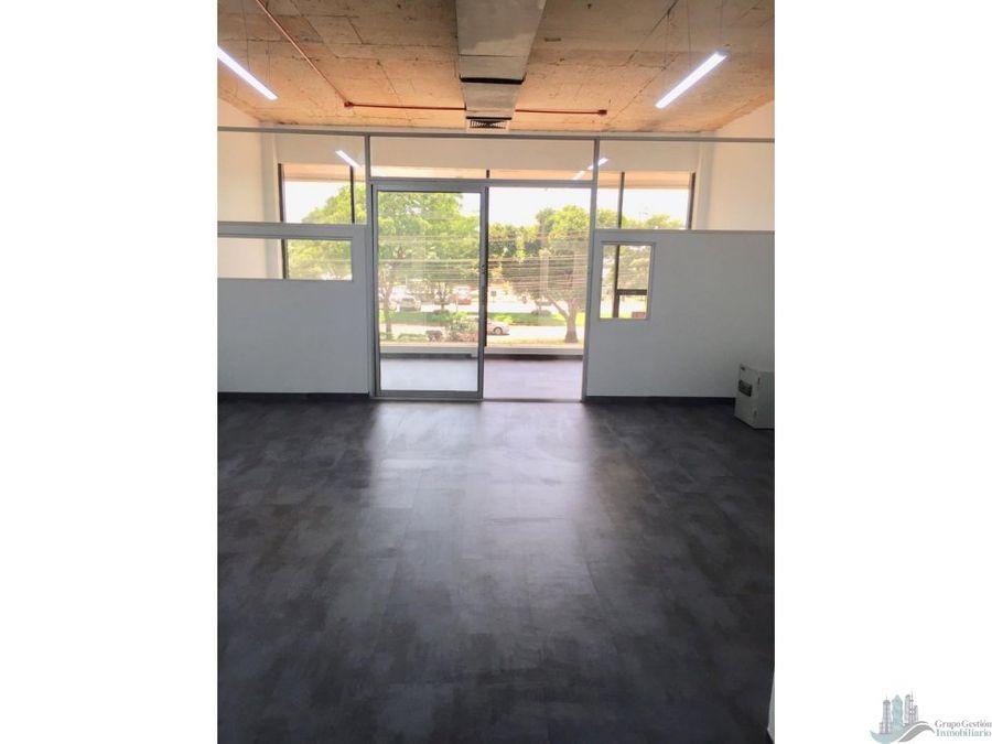 oficina con parking propio en galerias balboa