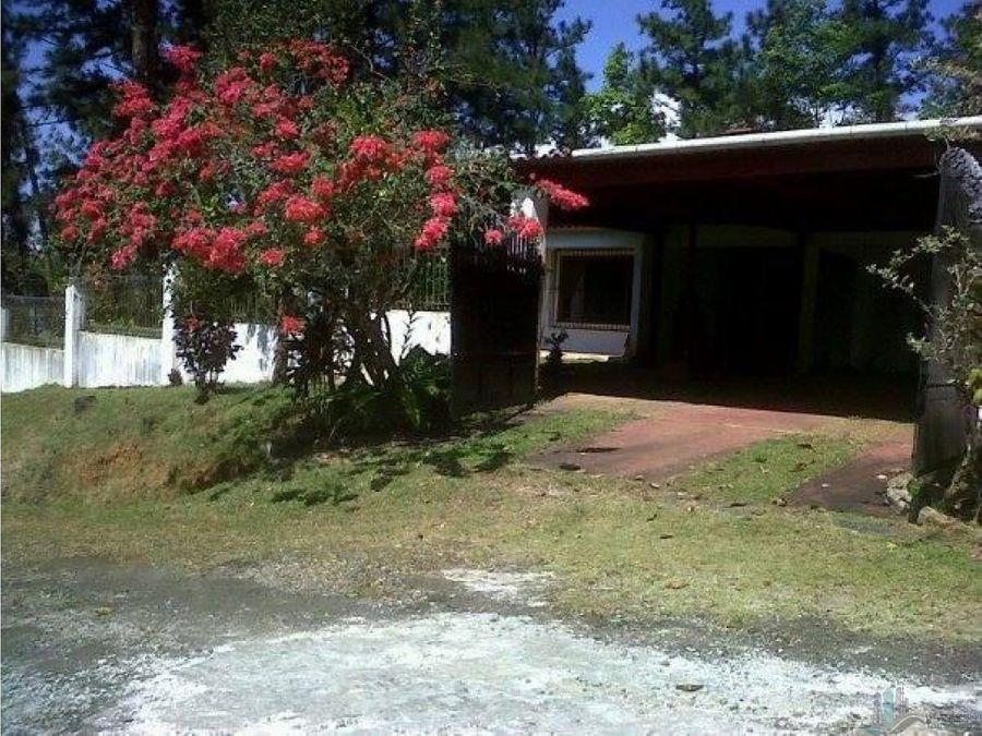 casa en el pinar cerro azul 1150 m2 3 recamaras
