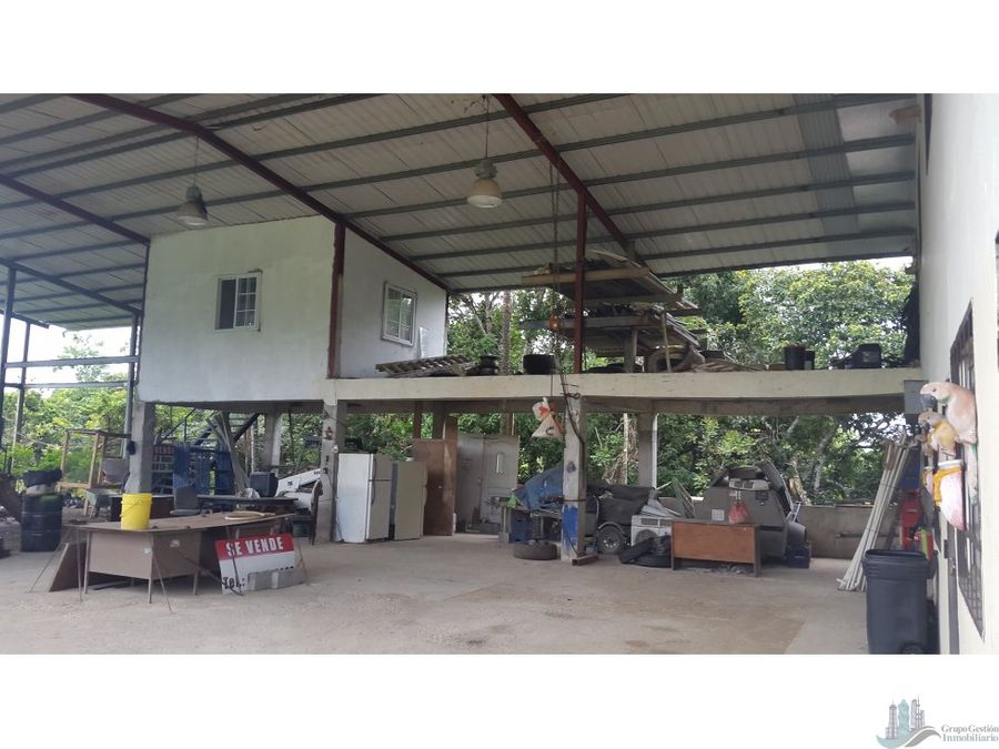 vendo propiedad con 4000 mt2 en mananitas
