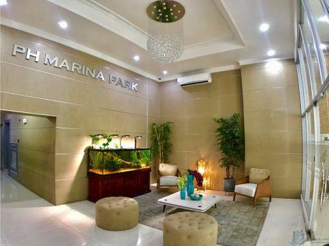apartamento 3 recamaras ph marina park bella vista