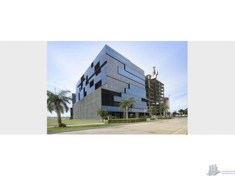 oficinas equipadas 162 m2 alquilerventa santa maria office plex 71