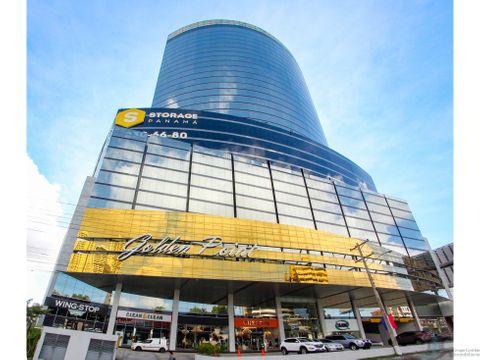 oficinas de lujo el dorado 35m2 con mantenimiento golden point